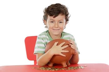 Børneopsparing - sådan scorer dit barn kassen